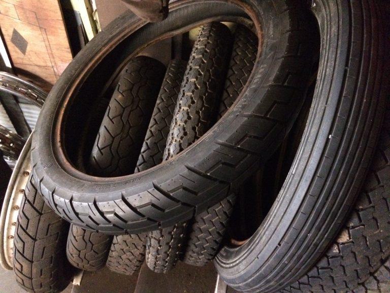 Tyres everywhere